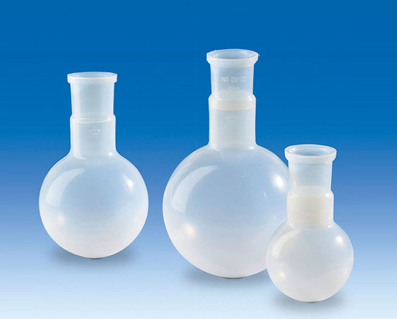 PFA Round Bottom Flask