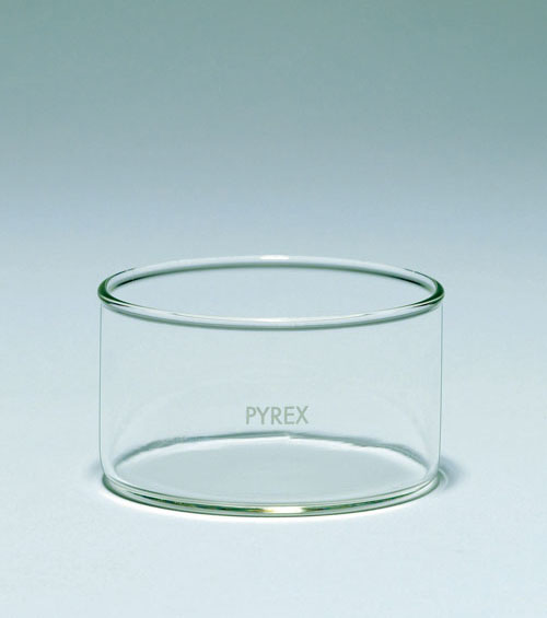 Glass crystallising dish 95mm (Dia) x 55mm (Ht), 300ml