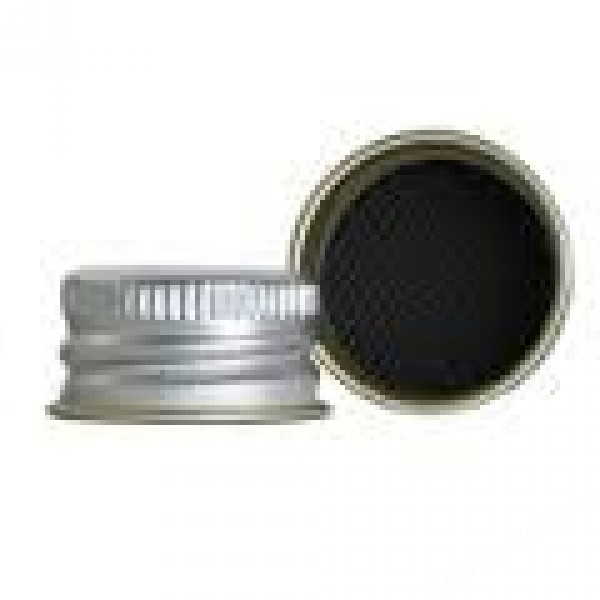 Aluminium screw cap with rubber liner, R6/31