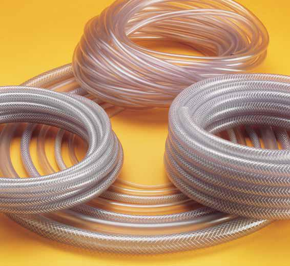 PVC tubing ID 10mm, OD 14mm (Per coil of 30 Metres)